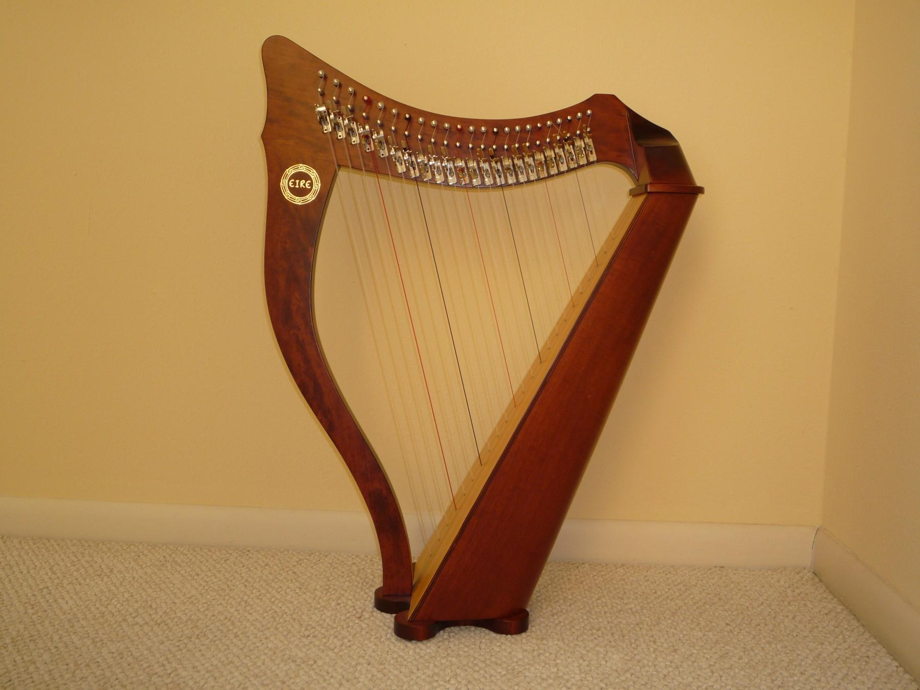 lap harpsichord - photo #40
